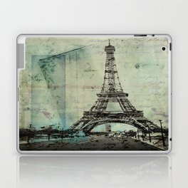 With Love From Paris Laptop & iPad Skin