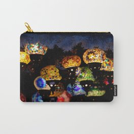 lanterns - night lights Carry-All Pouch