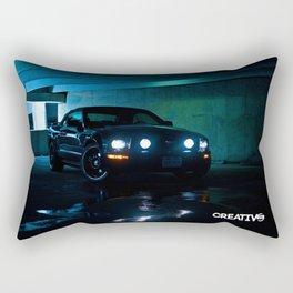 2006 Mustang - Photo Rectangular Pillow