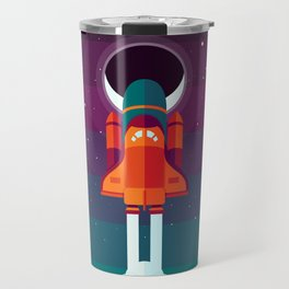 Into Spaaaace Travel Mug