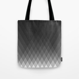 Minimalist triangles Tote Bag