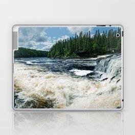 Swim Upstream Laptop & iPad Skin