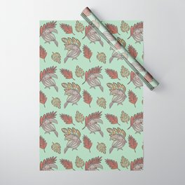 Tropical Toucan Wrapping Paper