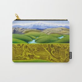 The Lie of the Land: Tararua Carry-All Pouch