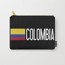Colombia: Colombian Flag & Colombia Carry-All Pouch