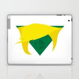 Minimalist Toon Link Laptop & iPad Skin