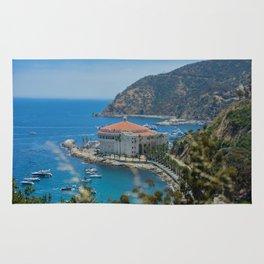 Catalina Island Casino Rug