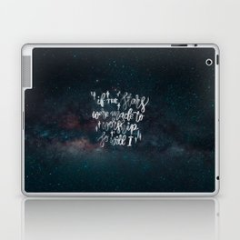 So Will I Laptop & iPad Skin