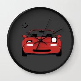Miata ;) Wall Clock