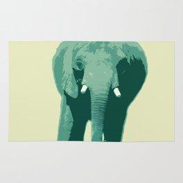 Elephant Tusk Rug