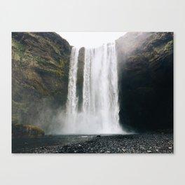 Seljalandsfoss, Iceland Canvas Print