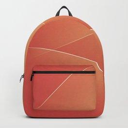 Red Damask, Valencia, Japonica & Di Serria Colors Backpack