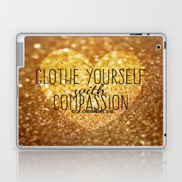 Compassion Laptop & iPad Skin