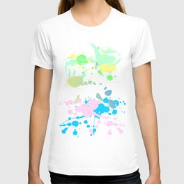 Paint Daubs (2) T-shirt