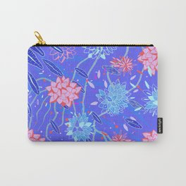 Heroinax Freaky Flowers Carry-All Pouch
