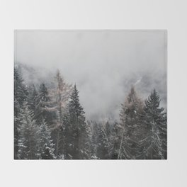 Holidaze Throw Blanket