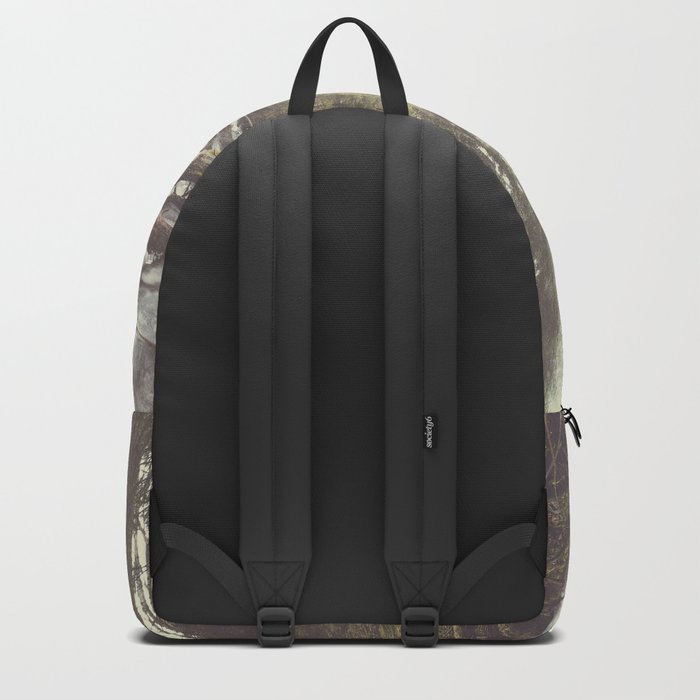 The paths we wander IV Backpack