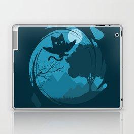 Flying Cat Laptop & iPad Skin