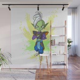 Zamasu (Splatter) Wall Mural