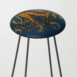 Underwater Dream IV Counter Stool