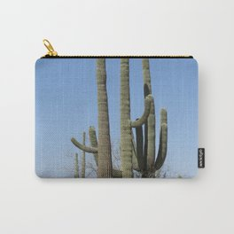 Giant cactus in Sagauro National Park Carry-All Pouch