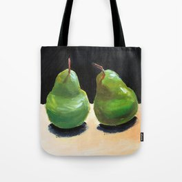 Still life - Pears Tote Bag