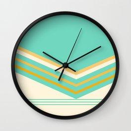 Mid Century No.6 Wall Clock