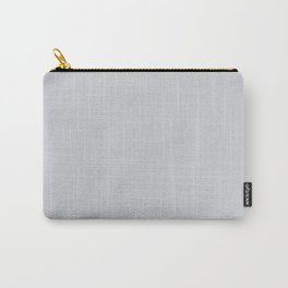 monotone, and deep, grey Carry-All Pouch
