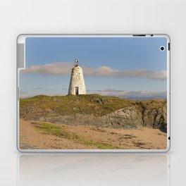 Twr Bach Lighthouse Laptop & iPad Skin