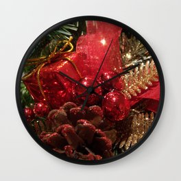 Nutcracker Gala DPG151110a-11 Wall Clock
