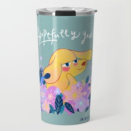 Hopefully yours Travel Mug