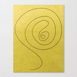 Whirlish Canvas Print