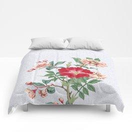 Floral bonanza Comforters