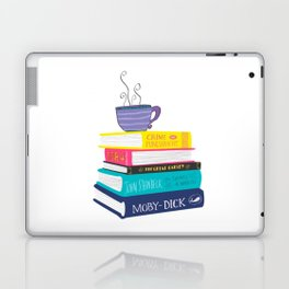 Lover of books Laptop & iPad Skin