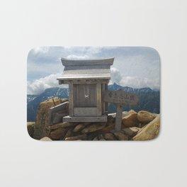 Mountain Shrine Bath Mat