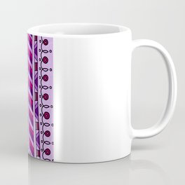 Yzor pattern 001 pink Coffee Mug