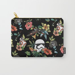 The Floral Awakens Carry-All Pouch