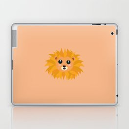 Kawaii lion head T-Shirt for all Ages D9dq4 Laptop & iPad Skin