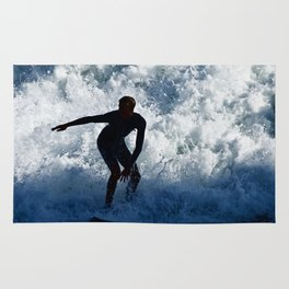 Surfer Boy2 Rug