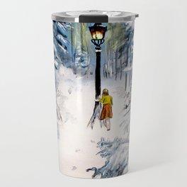 Narnia Travel Mug