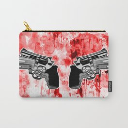 Double Triple (revolver) Carry-All Pouch