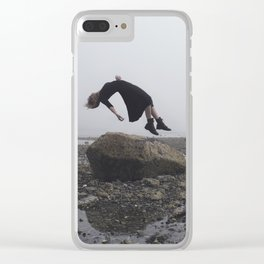 Sacrificial  Clear iPhone Case
