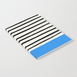 Ocean x Stripes Notebook