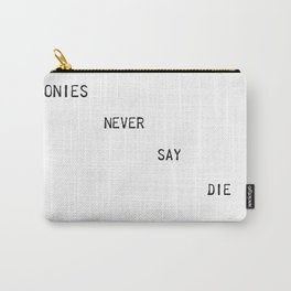 Goonies Never Say Die Carry-All Pouch