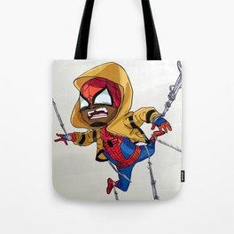 Spider-Quan Tote Bag
