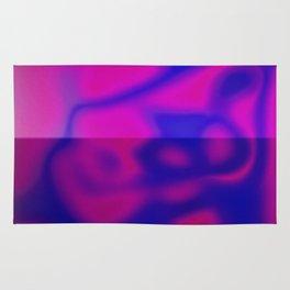 Blue Color Leak Rug