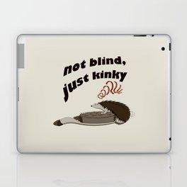 Not blind, just kinky! Laptop & iPad Skin