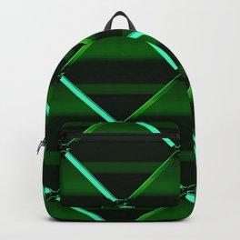 Gem pattern Backpack