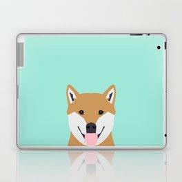 Cassidy - Shiba Inu gifts for dog lovers and cute Shiba Inu phone case for Shiba Inu owner gifts Laptop & iPad Skin