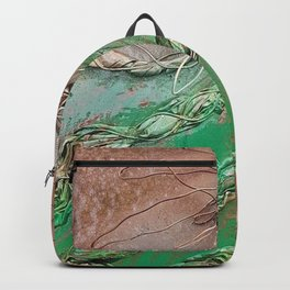 Twisted Cactus Backpack